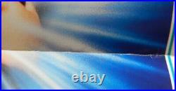 1985 Japanese B1 poster Star Wars Ewok BATTLE FOR ENDOR 28x40 Japan RARE Ewoks