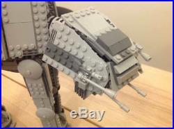 LEGO STAR WARS Original 75054 AT-AT Walker Complete Manuals Poster