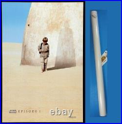 NEW! Star WarsEpisode 1PHANTOM MENACETEASER 1-SHEET POSTERMINT Rolled