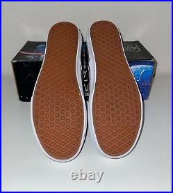 NEW withTAGS Star Wars A New Hope Poster Vans Mens Shoes 9.5 ORIGINAL BOX