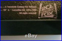 Original 1983 Star Wars Return Of The Jedi Theatre Board Glazed Textured 38X26