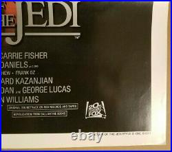 RETURN OF THE JEDI 1983 27x41 Original 1-Sheet Movie Poster Style BStar Wars