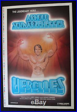RETURN OF THE JEDI 1983 ORIGINAL STAR WARS MOVIE POSTER 28x41 PRINTER'S PROOF