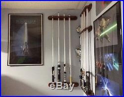 Return Of The Jedi Original Movie Poster Star Wars Lightsaber