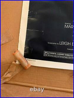 STAR WARS EMPIRE STRIKES BACK B 27x40 US One Sheet Movie Poster