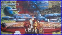 STAR WARS NORIYOSHI OHRAI poster R96 22x40 NM rolled