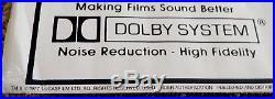 Star Wars 1977 Original Movie PTW-531 Unfolded 100% Authentic Portal Publicaton