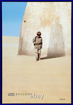 Star Wars Episode 1 The Phantom Menace 1999 Ds Teaser 1-sheet Nm Rolled