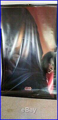 Star Wars Episode III Revenge Of The Sith Vinyl Movie Banner