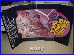 Star Wars Episode V The Empire Strikes Back giant theater standup lobby display