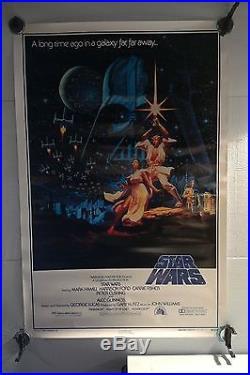 Star Wars ORIGINAL Hildebrandt Poster 15th anniversary