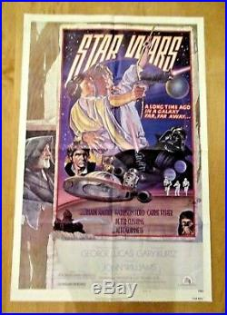 Star Wars Original Style D Nss One Sheet Movie Poster 770021 Circus Poster