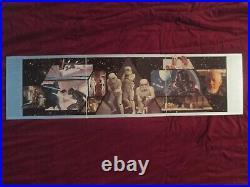 Star Wars RARE 1976 Unique 20th Century Fox Prototype Production Book -Lucas