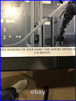 The Making of Star Wars The Empire Strikes Back By Rinzler, J. W. Posture