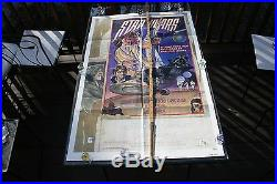 Vintage Original Star Wars1978 Re-release 770021 Folded Style D Theater Poster